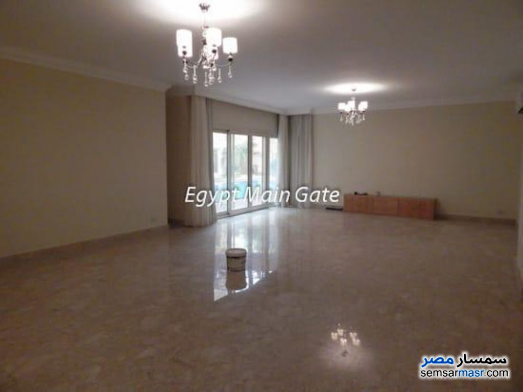 Photo 5 - Villa 5 bedrooms 5 baths 425 sqm extra super lux For Sale Maadi Cairo