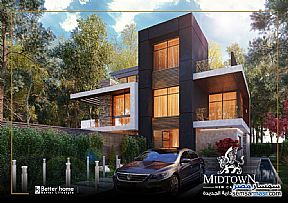 Villa 4 bedrooms 3 baths 350 sqm without finish For Sale New Capital Cairo - 1