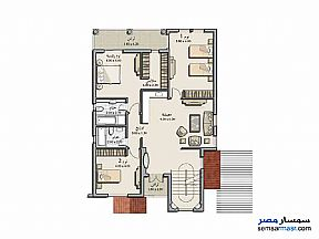 Ad Photo: Villa 3 bedrooms 3 baths 706 sqm extra super lux in Madinaty  Cairo