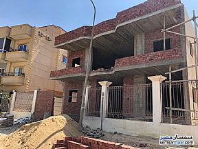 Villa 10 bedrooms 8 baths 380 sqm semi finished For Sale El Ubour City Qalyubiyah - 5