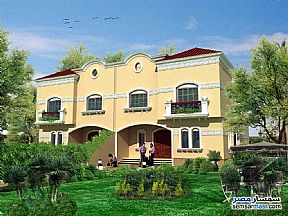 Villa 4 bedrooms 4 baths 265 sqm extra super lux For Sale Rehab City Cairo - 1