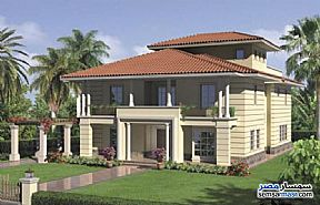 Ad Photo: Villa 5 bedrooms 5 baths 400 sqm extra super lux in Rehab City  Cairo