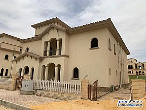 Villa 5 bedrooms 5 baths 555 sqm semi finished For Sale Rehab City Cairo - 1