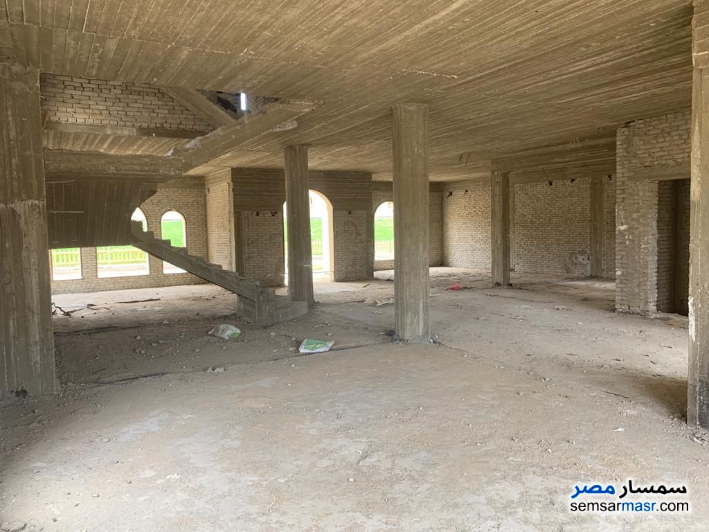 Photo 3 - Villa 5 bedrooms 5 baths 555 sqm semi finished For Sale Rehab City Cairo