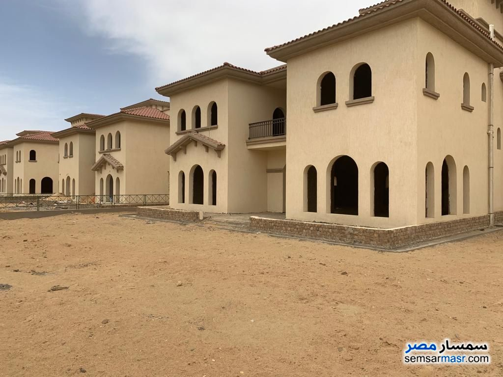 Photo 5 - Villa 5 bedrooms 5 baths 555 sqm semi finished For Sale Rehab City Cairo