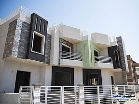 Ad Photo: Villa 4 bedrooms 4 baths 365 sqm semi finished in Mukhabarat Land  6th of October