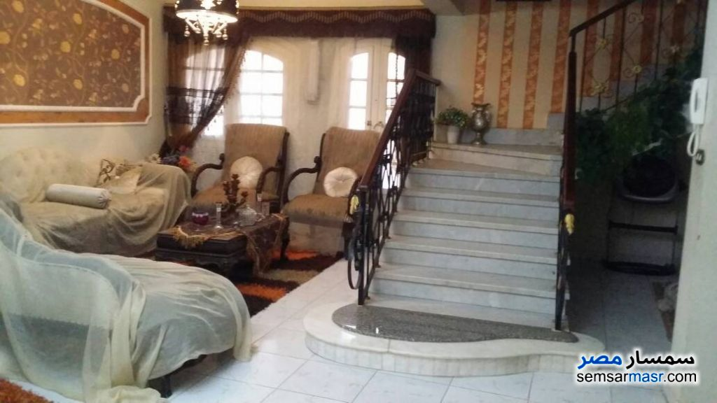 Photo 1 - Villa 3 bedrooms 3 baths 400 sqm extra super lux For Sale Shorouk City Cairo