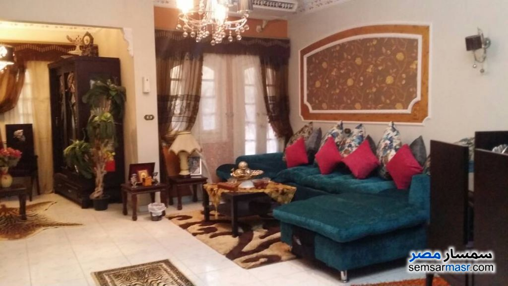 Photo 4 - Villa 3 bedrooms 3 baths 400 sqm extra super lux For Sale Shorouk City Cairo