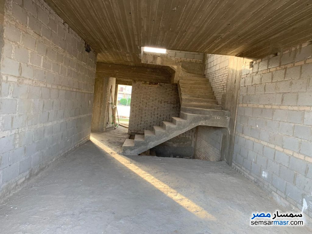 Photo 6 - Villa 3 bedrooms 3 baths 400 sqm without finish For Sale Madinaty Cairo