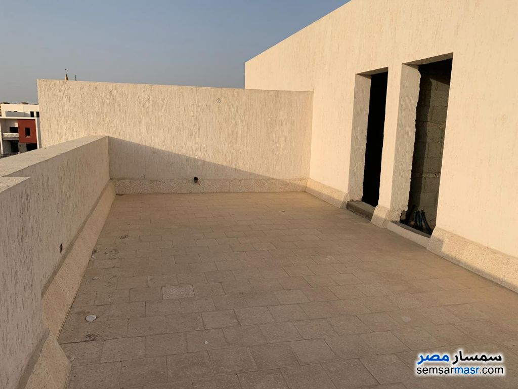 Photo 8 - Villa 3 bedrooms 3 baths 400 sqm without finish For Sale Madinaty Cairo