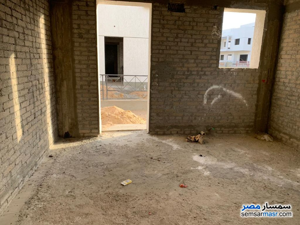 Photo 9 - Villa 3 bedrooms 3 baths 400 sqm without finish For Sale Madinaty Cairo