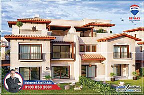 Ad Photo: Villa 4 bedrooms 4 baths 273 sqm extra super lux in North Coast  Alexandira