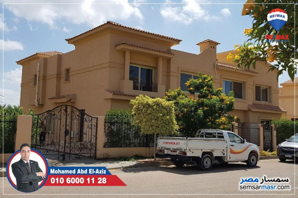 Ad Photo: Villa 4 bedrooms 3 baths 420 sqm super lux in King Maryot  Alexandira
