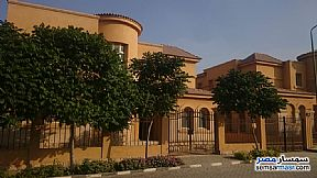 Ad Photo: Villa 4 bedrooms 6 baths 840 sqm semi finished in First Settlement  Cairo