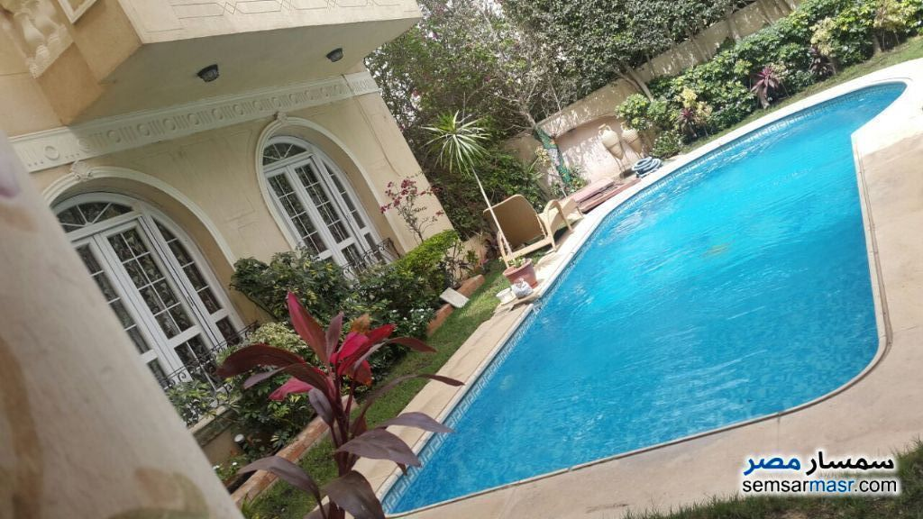 Ad Photo: Villa 6 bedrooms 5 baths 638 sqm extra super lux in Mokattam  Cairo