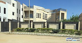 Ad Photo: Villa 6 bedrooms 7 baths 615 sqm extra super lux in First Settlement  Cairo