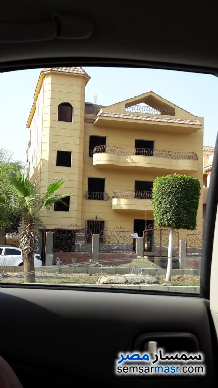 Photo 1 - Villa 14 bedrooms 10 baths 1450 sqm semi finished For Sale Fifth Settlement Cairo