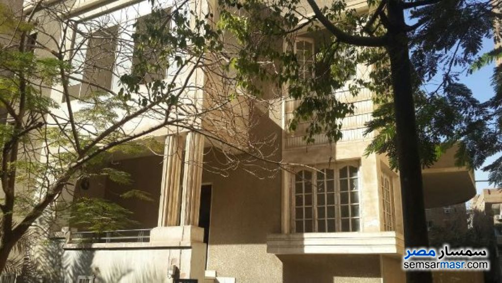Photo 1 - Villa 4 bedrooms 3 baths 1,065 sqm without finish For Sale Haram Giza