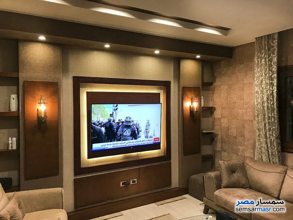 Photo 4 - Villa 4 bedrooms 3 baths 610 sqm extra super lux For Sale Madinaty Cairo