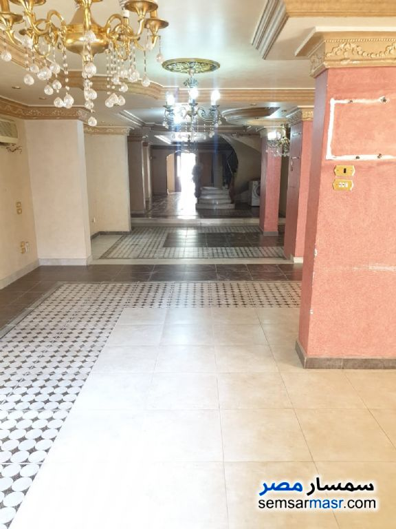 Photo 6 - Apartment 6 bedrooms 5 baths 420 sqm extra super lux For Sale Hadayek Al Ahram Giza