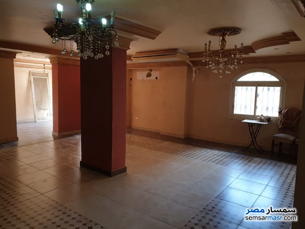 Photo 24 - Apartment 6 bedrooms 5 baths 420 sqm extra super lux For Sale Hadayek Al Ahram Giza