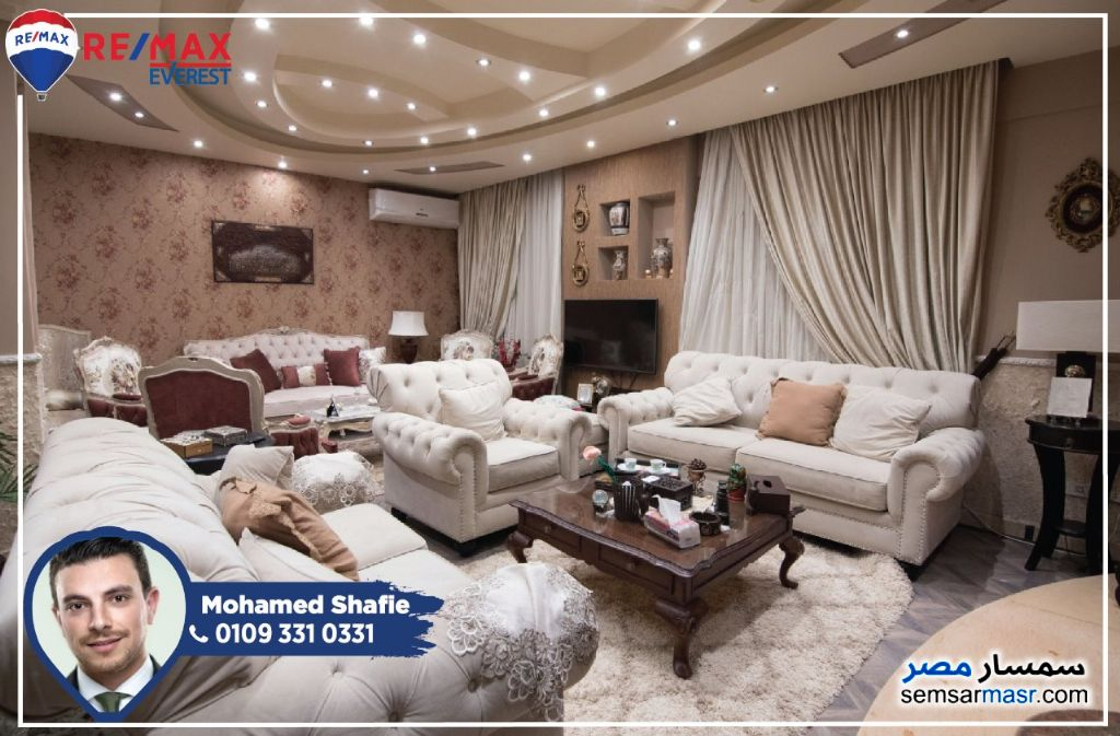 Ad Photo: Apartment 3 bedrooms 3 baths 262 sqm extra super lux in Sheikh Zayed  6th of October