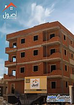 Ad Photo: Apartment 3 bedrooms 3 baths 222 sqm semi finished in October Gardens  6th of October