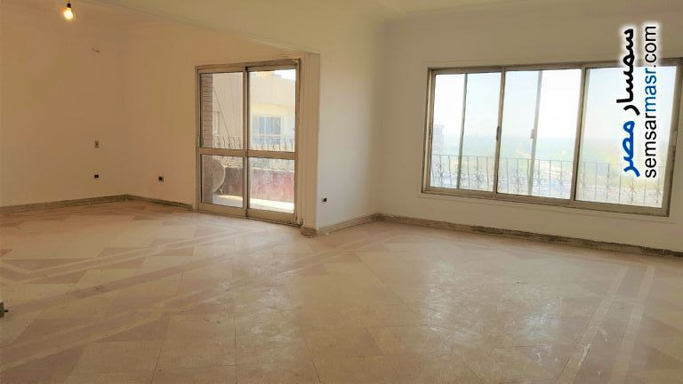 Apartment 5 bedrooms 3 baths 370 sqm super lux For Rent Remaia Giza - 3