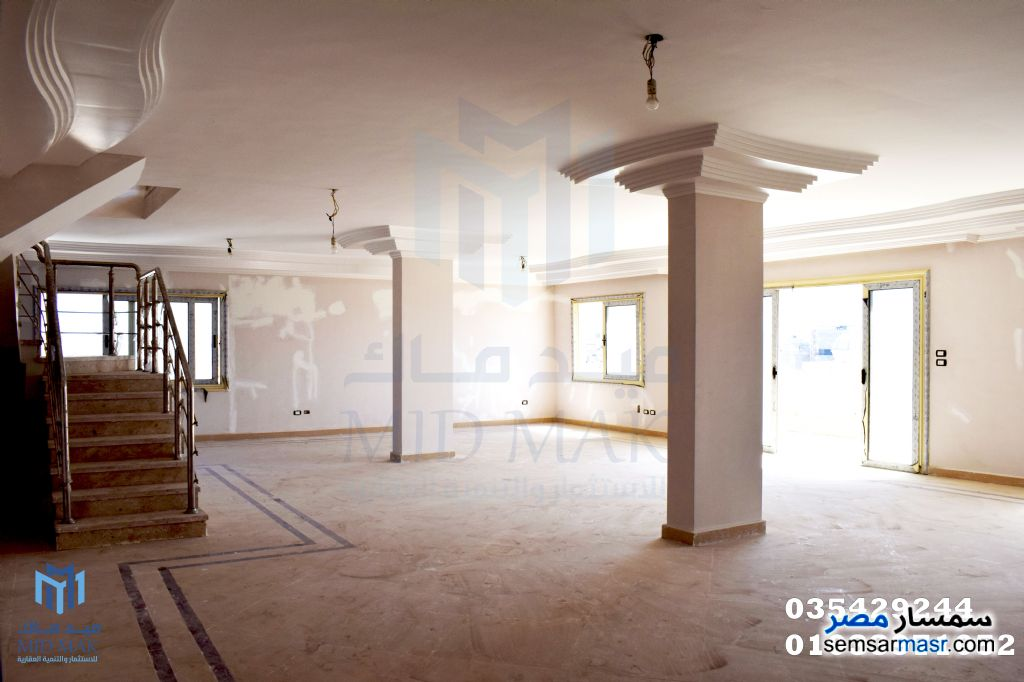 Ad Photo: Apartment 16 bedrooms 5 baths 550 sqm super lux in Saba Pasha  Alexandira