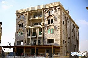 Ad Photo: Apartment 4 bedrooms 4 baths 625 sqm semi finished in Dreamland  6th of October