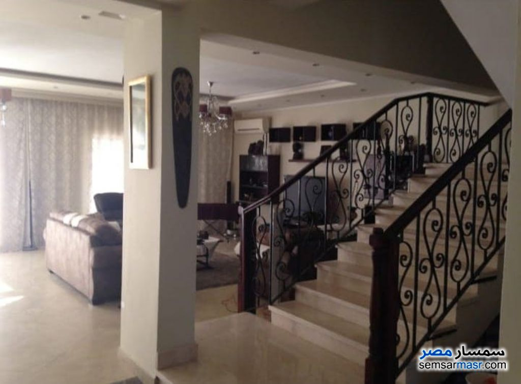 Photo 3 - Villa 5 bedrooms 5 baths 370 sqm extra super lux For Sale Rehab City Cairo
