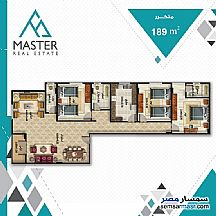 Ad Photo: Apartment 3 bedrooms 4 baths 237 sqm semi finished in Fifth Settlement  Cairo