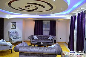 Ad Photo: Apartment 5 bedrooms 4 baths 387 sqm super lux in Districts  6th of October