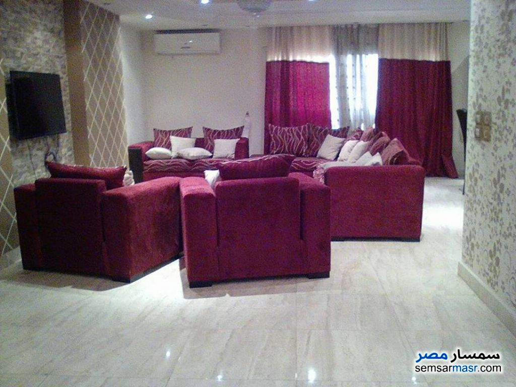 Photo 7 - Villa 3 bedrooms 3 baths 250 sqm extra super lux For Rent Sheraton Cairo
