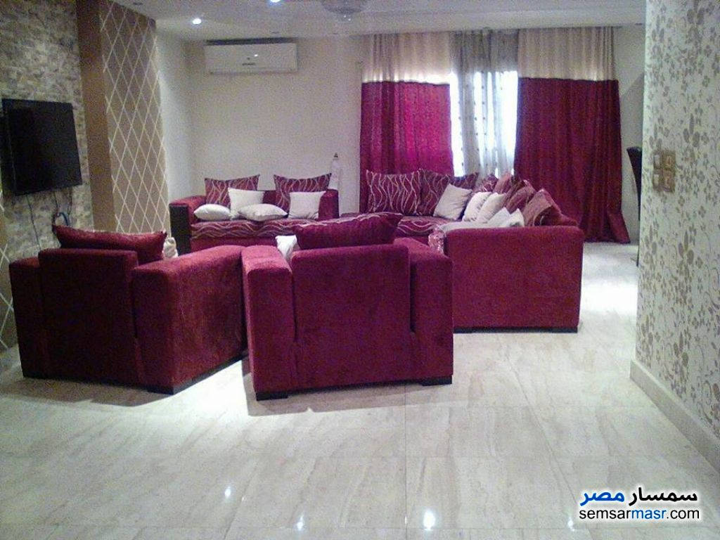 Photo 9 - Villa 3 bedrooms 3 baths 250 sqm extra super lux For Rent Sheraton Cairo
