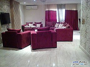 Villa 3 bedrooms 3 baths 250 sqm extra super lux For Rent Sheraton Cairo - 9
