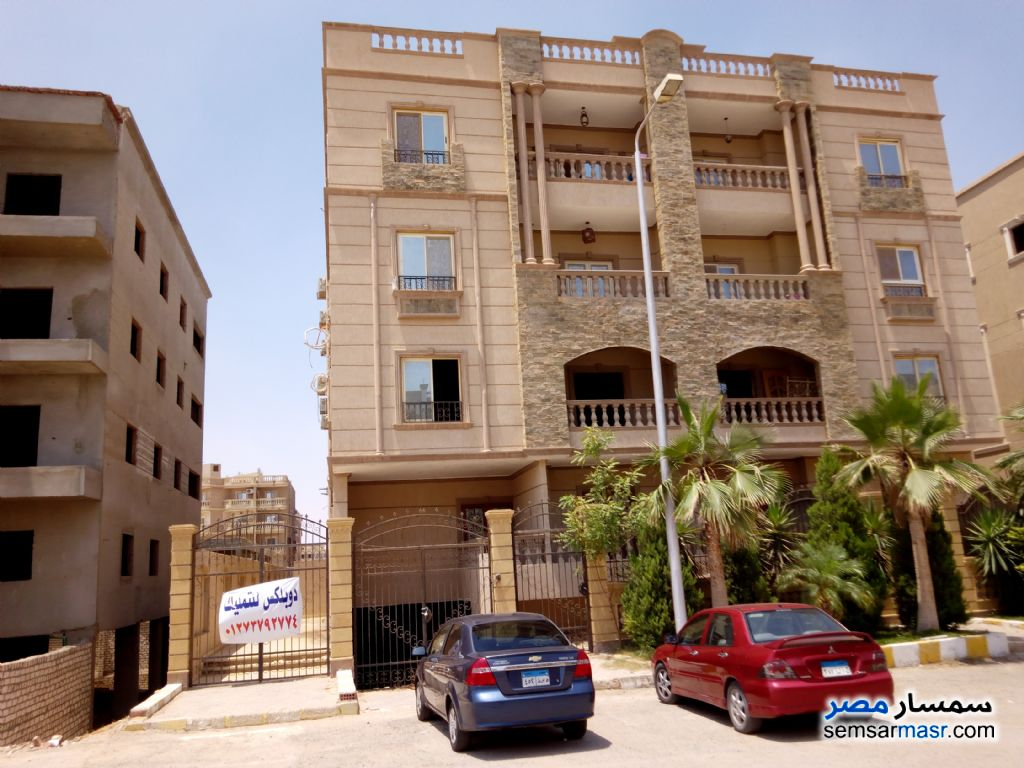 Photo 1 - Apartment 3 bedrooms 3 baths 285 sqm lux For Sale Shorouk City Cairo
