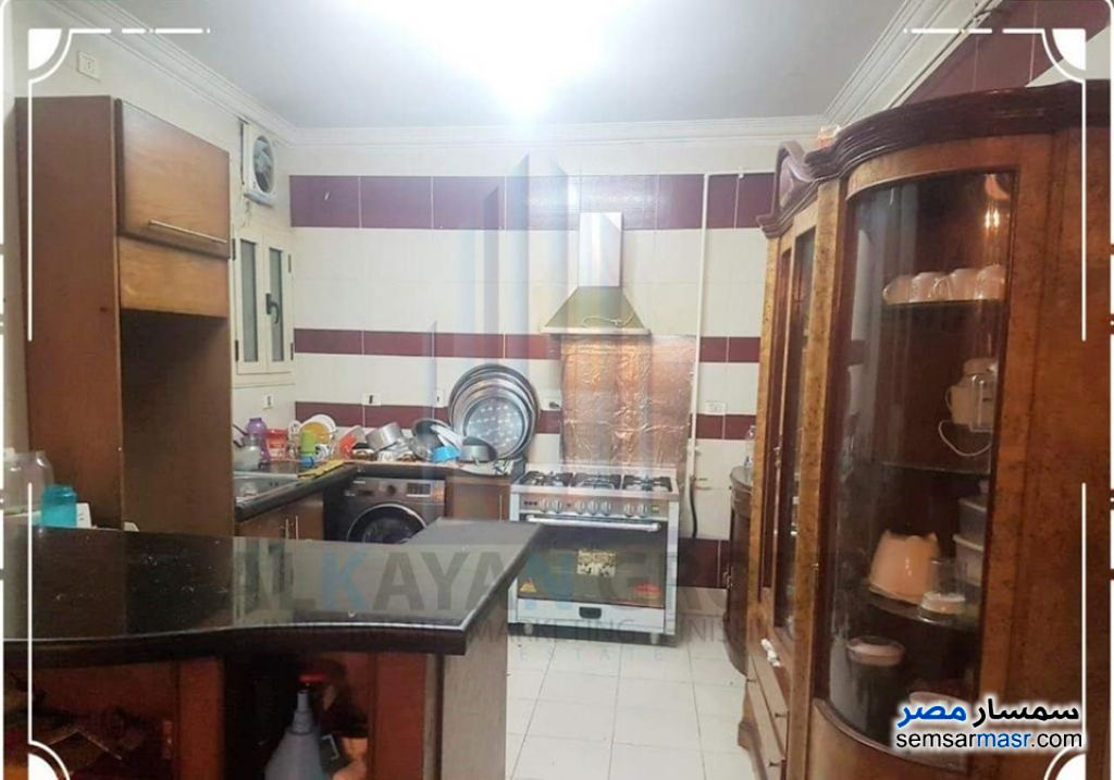 Photo 11 - Apartment 4 bedrooms 3 baths 315 sqm extra super lux For Sale Hadayek Al Ahram Giza