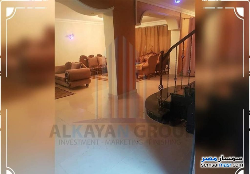 Photo 6 - Apartment 4 bedrooms 3 baths 315 sqm extra super lux For Sale Hadayek Al Ahram Giza
