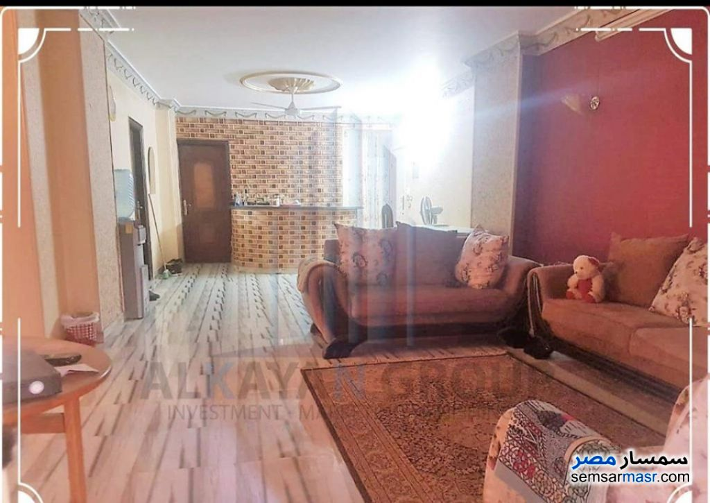 Photo 8 - Apartment 4 bedrooms 3 baths 315 sqm extra super lux For Sale Hadayek Al Ahram Giza