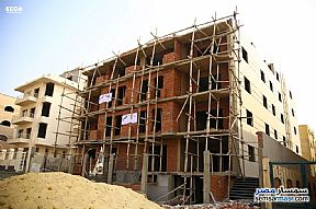 Ad Photo: Apartment 4 bedrooms 3 baths 338 sqm semi finished in Sheikh Zayed  6th of October