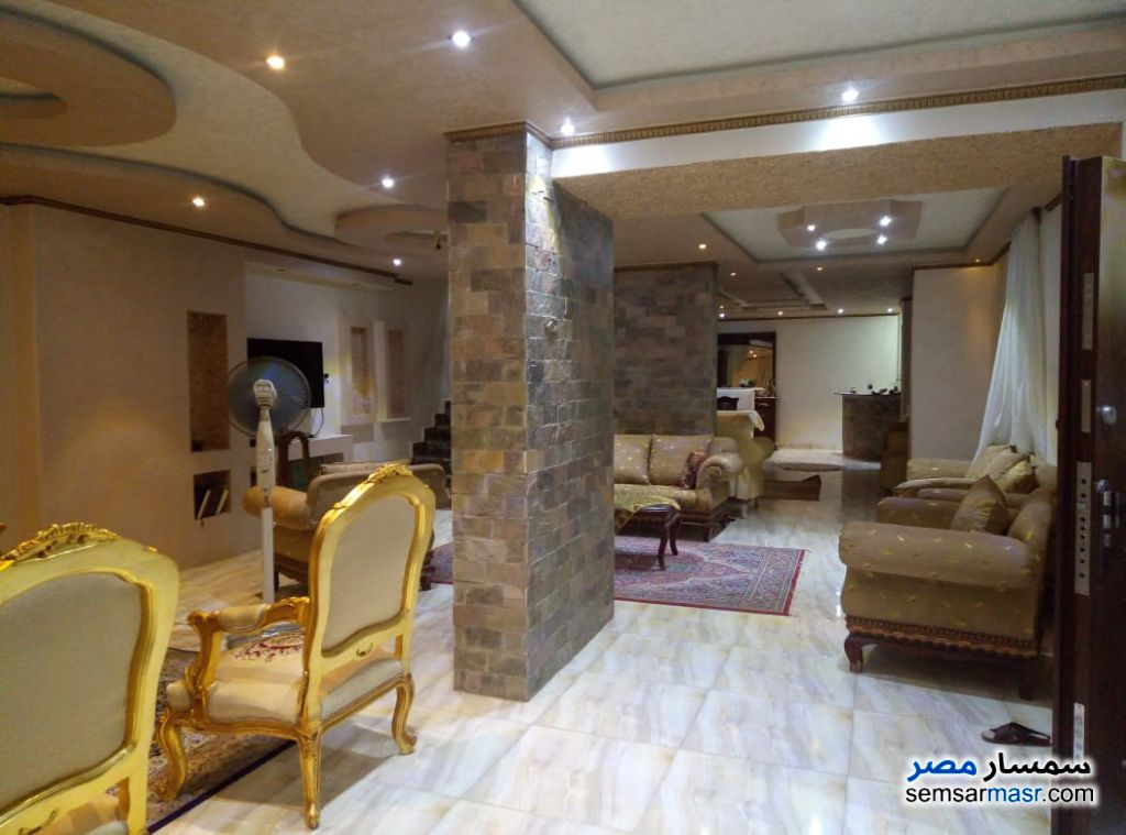 Photo 11 - Apartment 3 bedrooms 3 baths 345 sqm super lux For Sale Hadayek Al Ahram Giza