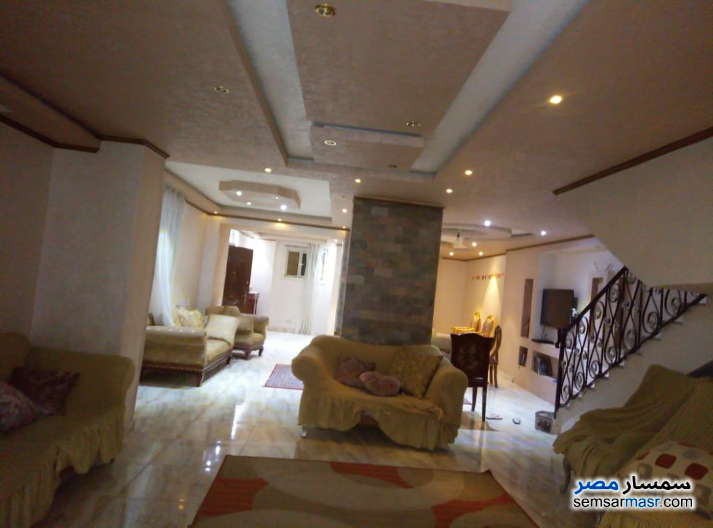 Photo 18 - Apartment 3 bedrooms 3 baths 345 sqm super lux For Sale Hadayek Al Ahram Giza