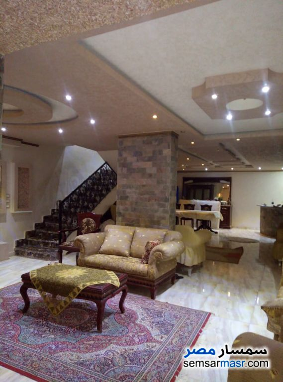 Photo 21 - Apartment 3 bedrooms 3 baths 345 sqm super lux For Sale Hadayek Al Ahram Giza