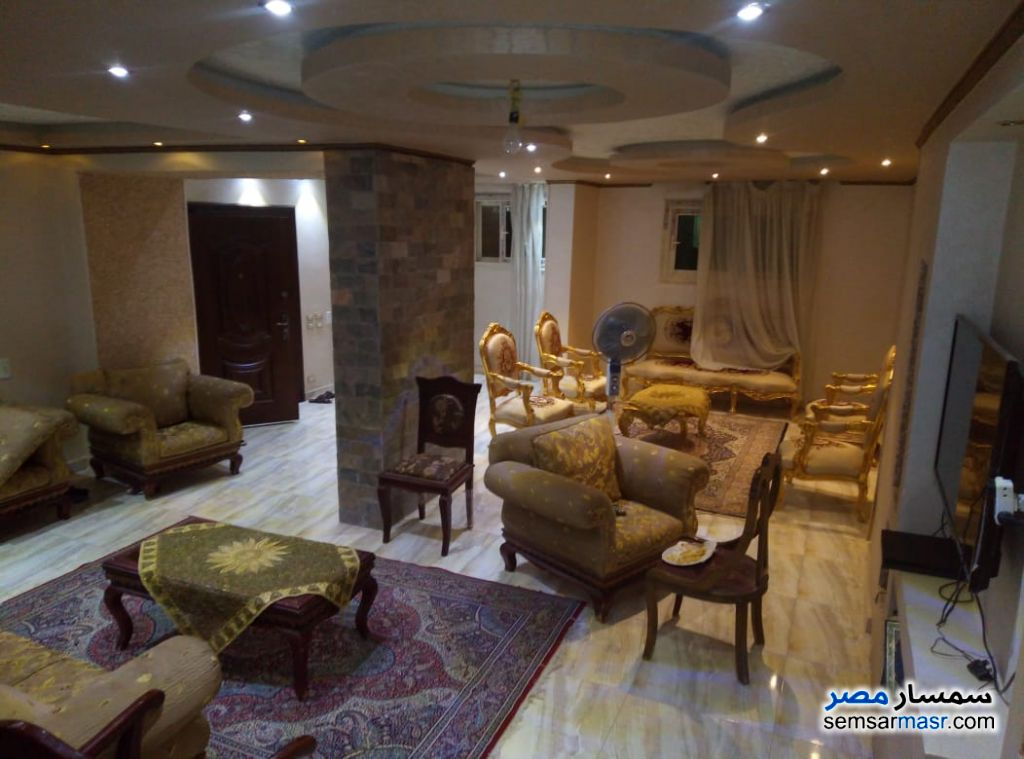 Photo 23 - Apartment 3 bedrooms 3 baths 345 sqm super lux For Sale Hadayek Al Ahram Giza