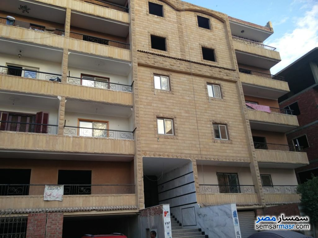 Photo 2 - Apartment 14 bedrooms 6 baths 620 sqm without finish For Sale Hadayek Al Ahram Giza