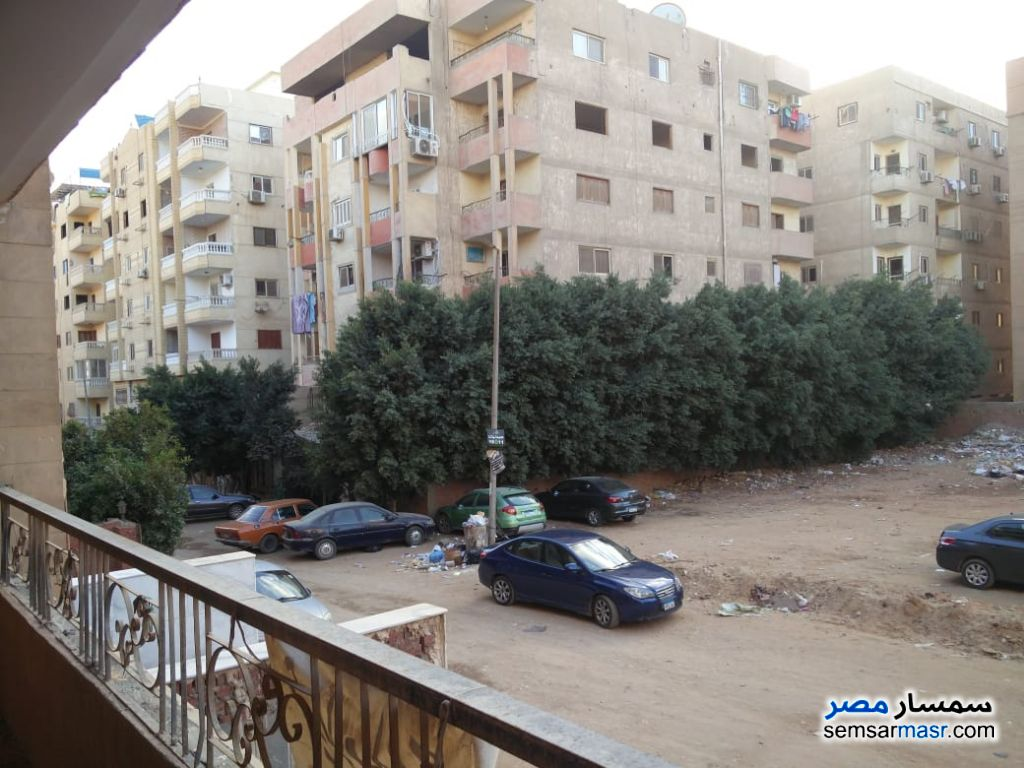 Photo 10 - Apartment 14 bedrooms 6 baths 620 sqm without finish For Sale Hadayek Al Ahram Giza