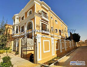 Ad Photo: Villa 11 bedrooms 10 baths 600 sqm super lux in West Somid  6th of October