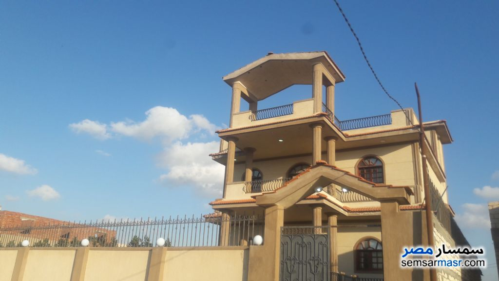 Photo 2 - Villa 4 bedrooms 3 baths 560 sqm extra super lux For Sale King Maryot Alexandira