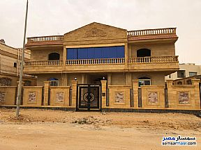 Ad Photo: Villa 6 bedrooms 4 baths 711 sqm extra super lux in Badr City  Cairo